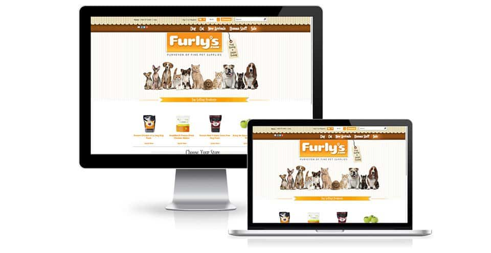 Furlys.com website